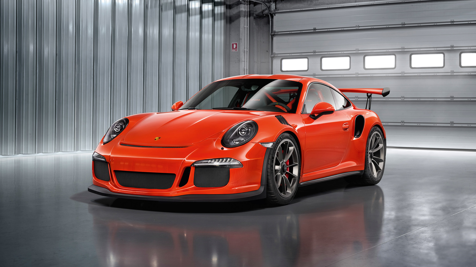 porsche 911 gt3 rs - carfeed