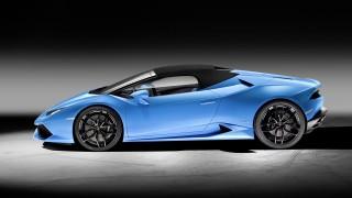2017 Lamborghini Huracán LP 610-4 Spyder
