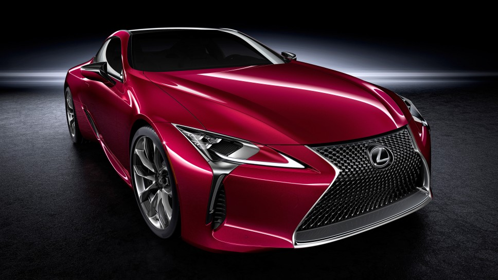 Lexus Lc F >> Lexus LC500 Wallpapers - Carfeed