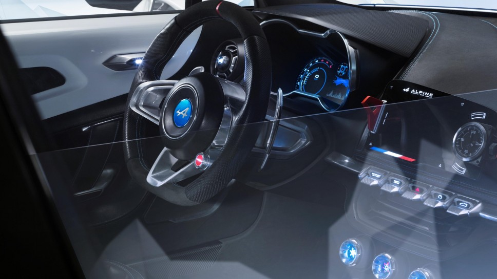 Alpine Vision Concept interior 3
