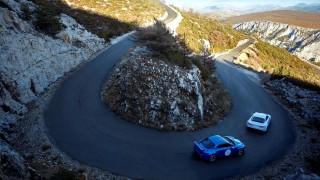 Alpine Vision Concept on road 1