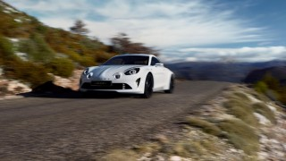 Alpine Vision Concept on road 3