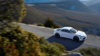 Alpine Vision Concept on road 6
