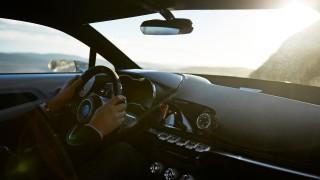 Alpine Vision Concept on road 7