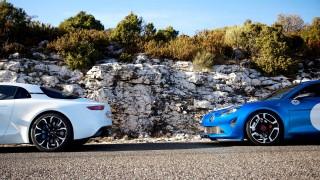Alpine Vision Concept on road 9