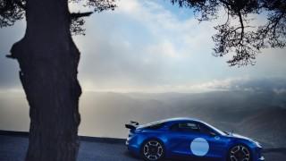 Alpine Vision Concept on road 10