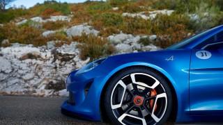 Alpine Vision Concept on road 11