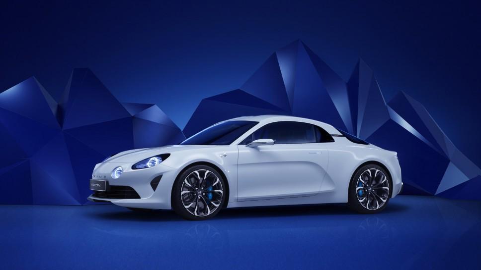Alpine Vision Concept 4