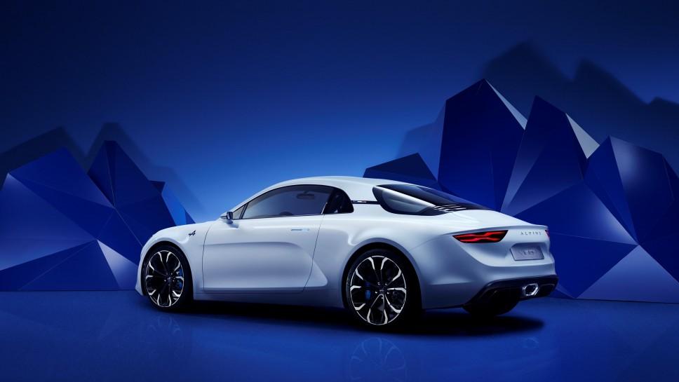Alpine Vision Concept 5