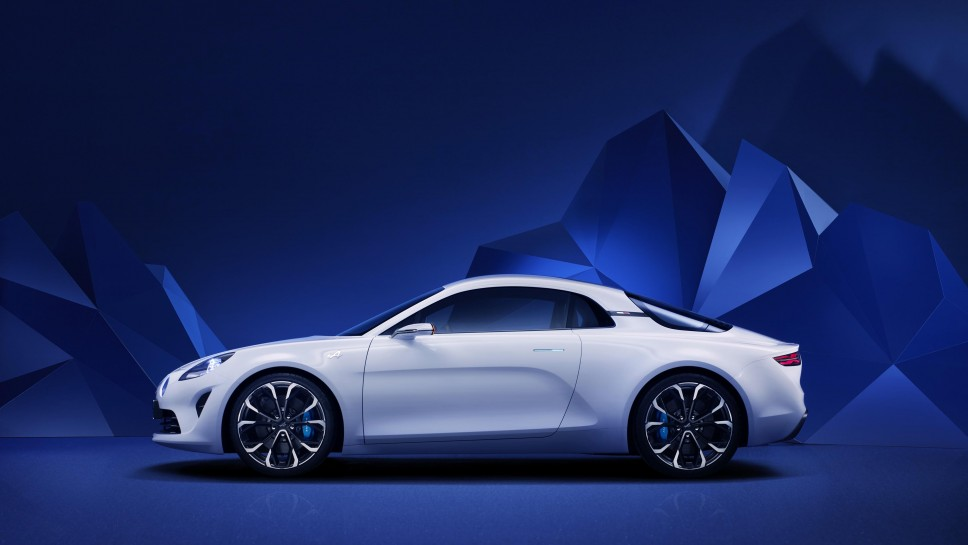 Alpine Vision Concept 6
